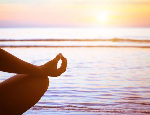 Energy healing for calming