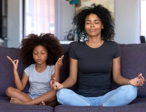 Energy healing for calming: How to share it with loved ones